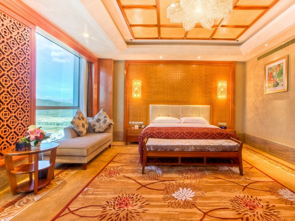 RCI, Bedroom at Empark Resort, China