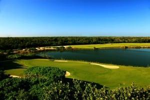 Golf at the Moon Palace Hotel