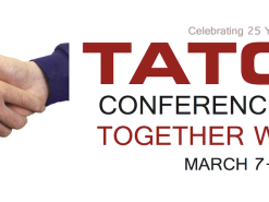 TATOC conference 2014 – LIVE UPDATES