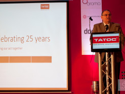 TATOC conference celebrates organisation's 25th year