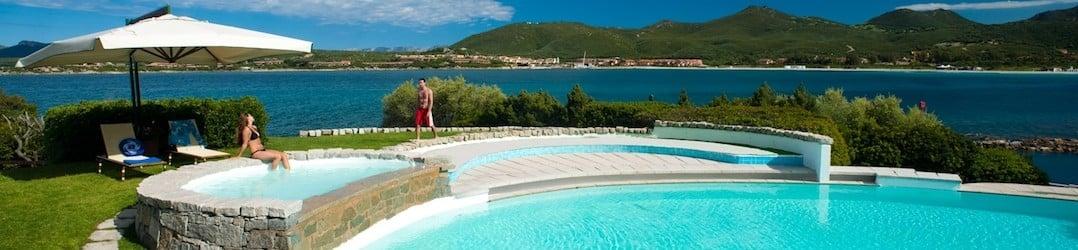 RCI resort Domina Home Palumbalza Porto Rotondo
