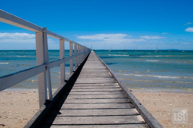 The way to the beach, Sorrento, Victoria
