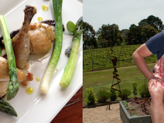 Food passion in one of Australia's best wine regions