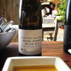 Montalto's olive oil