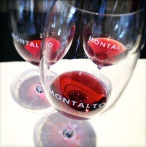 Pinot Noirs at Montalto