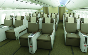 Win a holiday to Melbourne in Royal Brunei's Dreamliner business class cabin