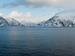 Arctic Norway cruise views – portholes to panoramas