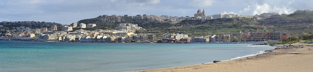 Island Residence Club at Golden Sands is in Mellieħa, Malta