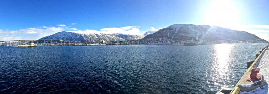 Tromsø - the largest city in Arctic Norway