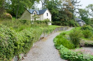 Two cottages at Melfort Village
