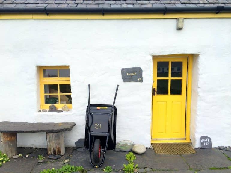 Cottage on Easdale Island