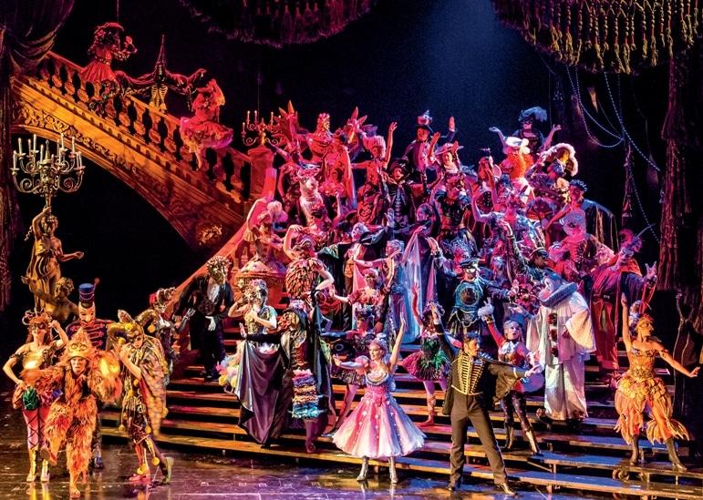 Masquerade. The Phantom of the Opera