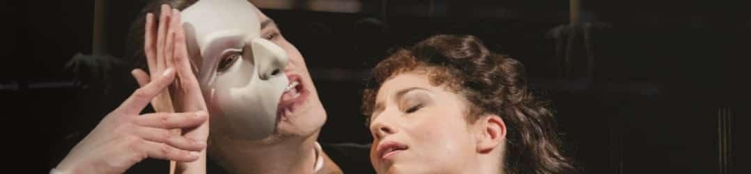 Phantom of the Opera -Phantom and Christine