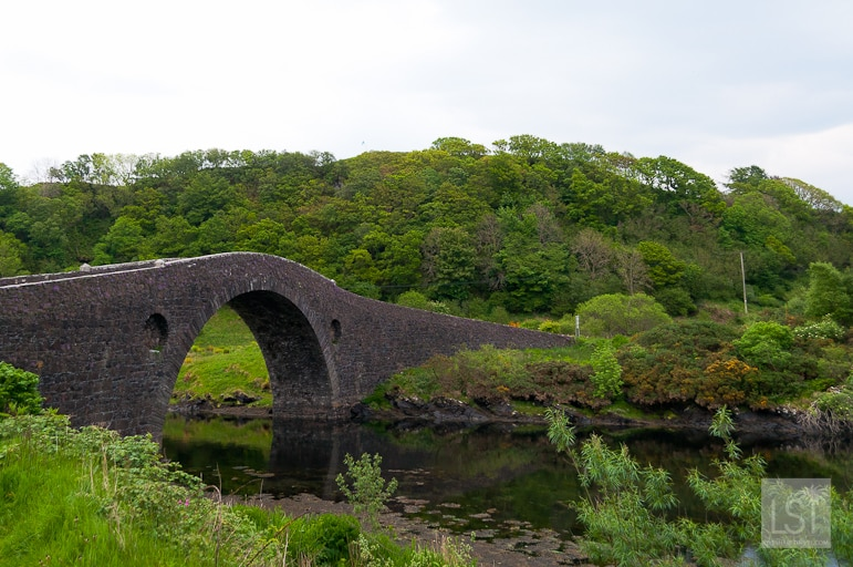 The Bridge Over the Atlantic, Seil Island