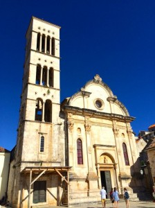 Cathedral in Hvar Town