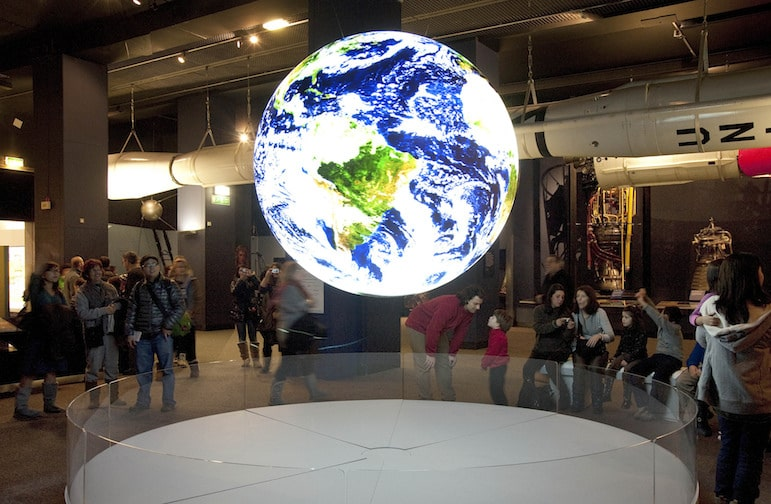 Discovering planet Earth at the Science Museum - one of the best places to go in London for families