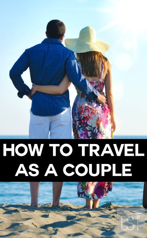 How to travel together as a couple