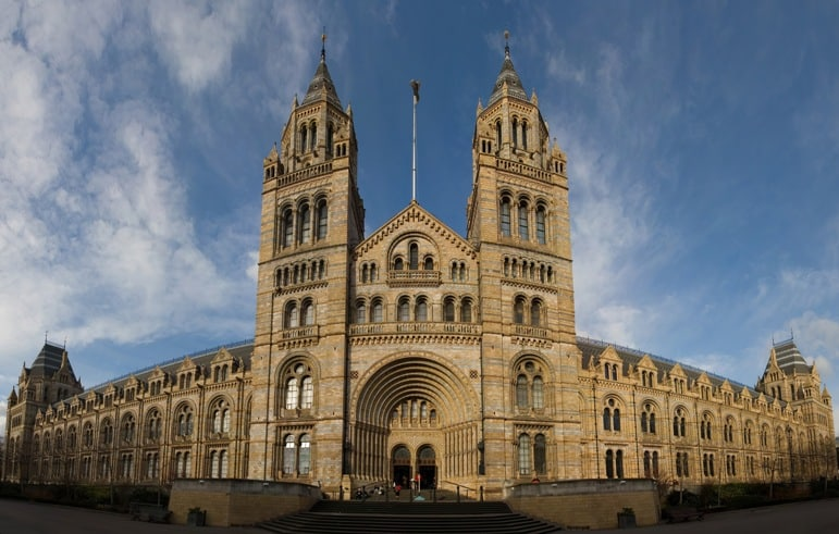 Places to go in London, Natural History Museum | pic: Diliff