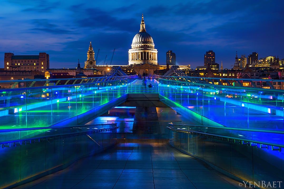 Places to visit in London: the East, and Cheval Residences