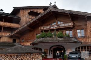 The Bio-Hotel Stanglwirt in Tirol Austria