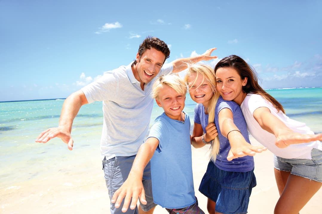 An RCI exchange for family holidays