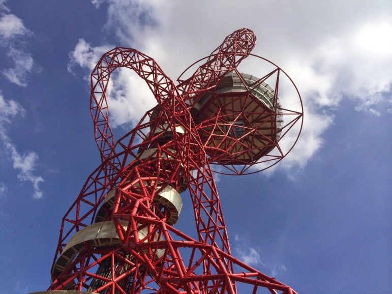 Places to go in London, The ArcelorMittal Orbit