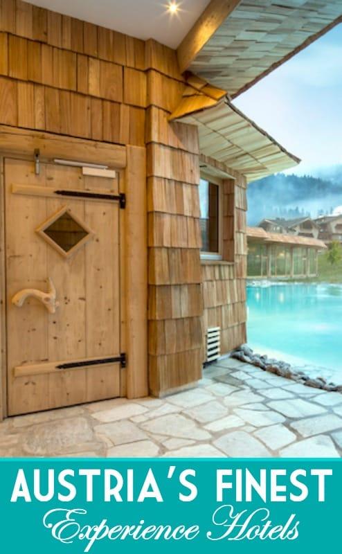 Austria's Finest Experience Hotels - Tirol Austria