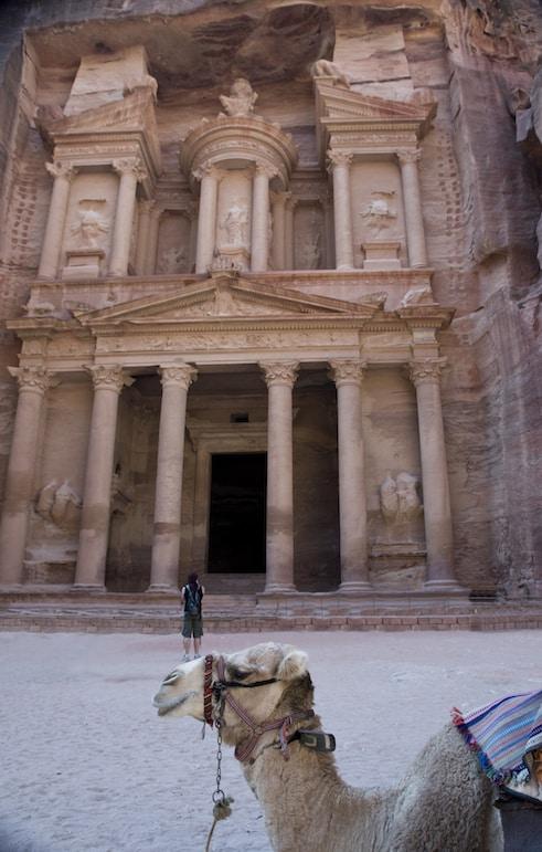 Meet local people - and more, in Petra, Jordan