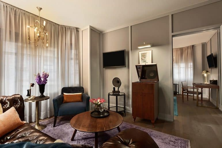 The Gershwin - one of many great places to stay in New York