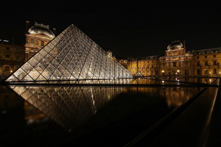 Places to go in Paris for culture - the Louvre