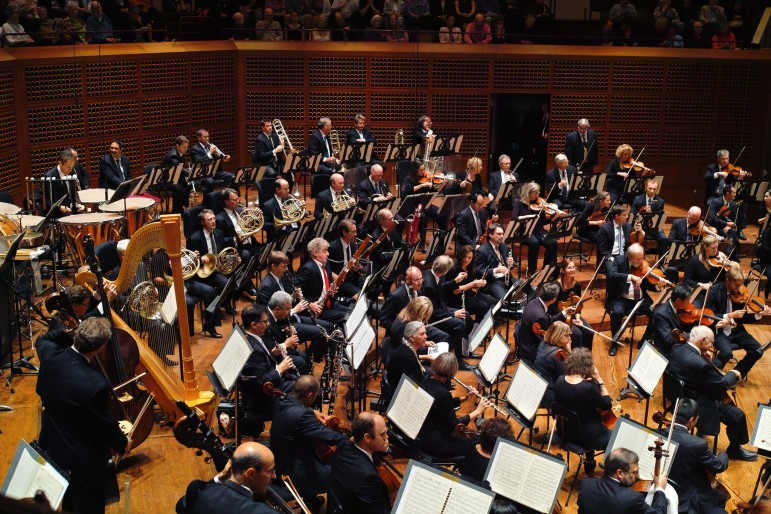 Spend an evening at the San Francisco Symphony. Pic: Jun Selta