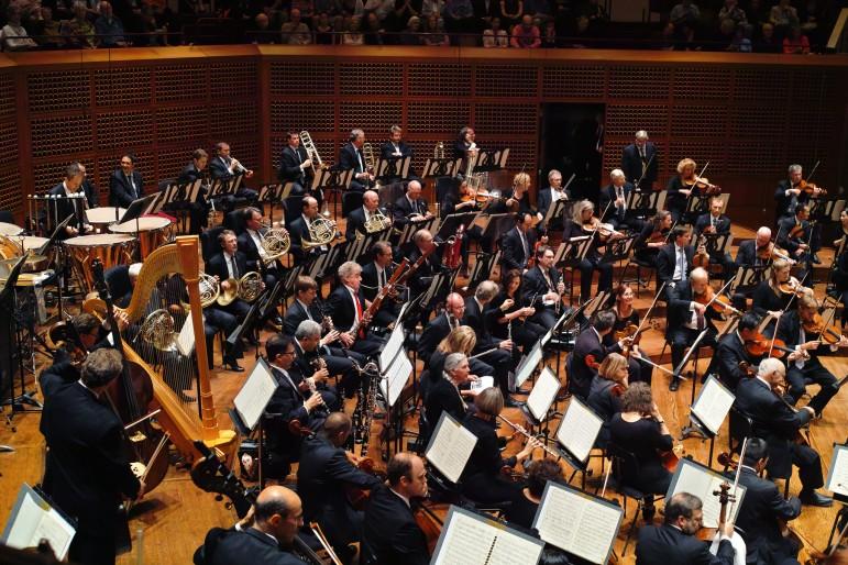 Spend an evening at the San Francisco Symphony. Pic: Jun Selta