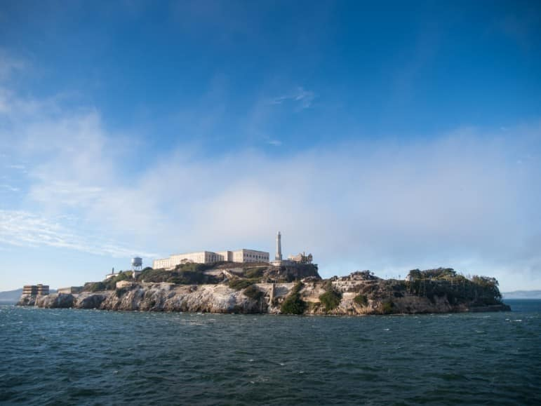 Alcatraz Island. Pic: William Warby