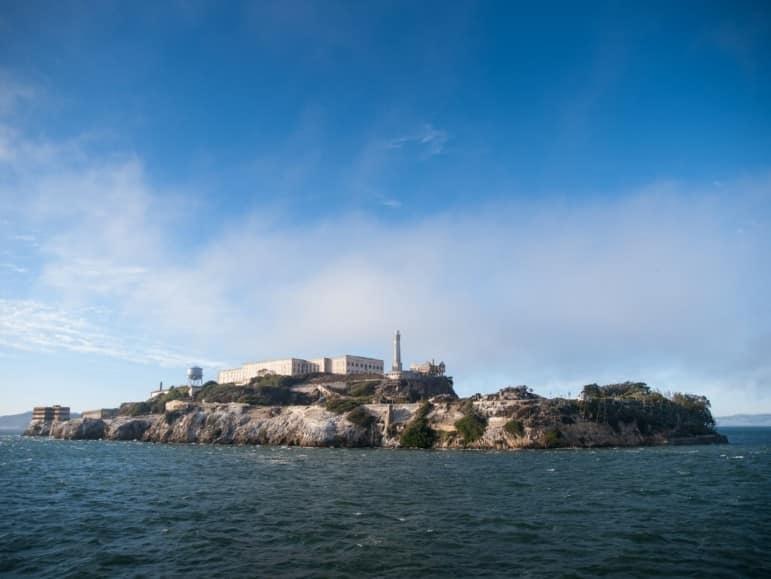 Alcatraz Island. Pic: William Warby