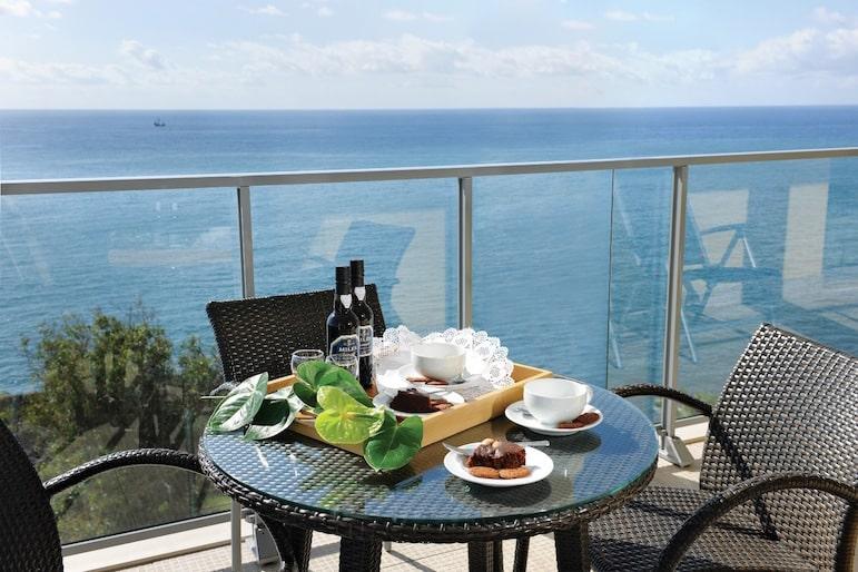 Balcony at Pestana Promenade resort