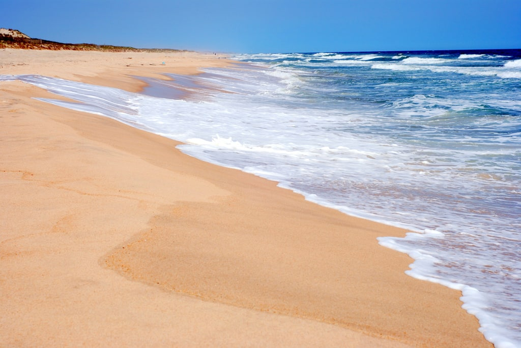 East Hampton Beach is one of our places to go in New York
