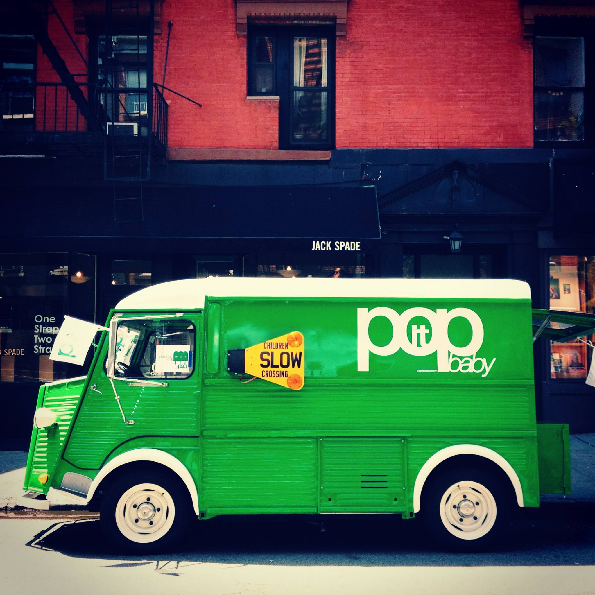 Food trucks are some of the best places to go in New York for foodies looking for something different