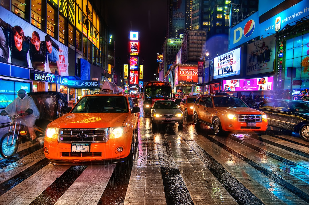 Places to go in New York