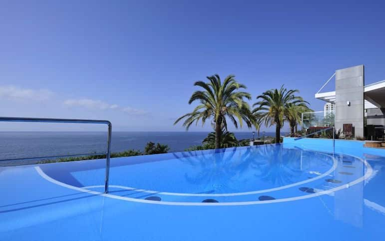 Pool at Pestana Promenade Resort