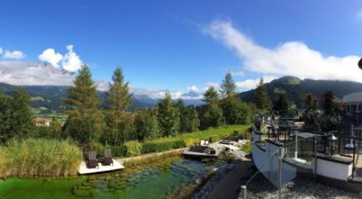 Mountain magic at one of the most luxurious hotels in Austria