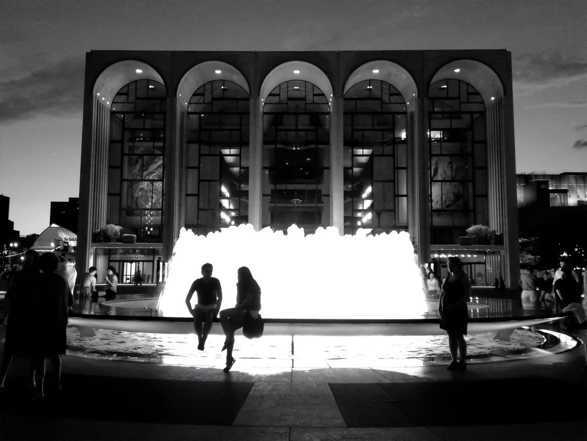 The Lincoln Center is one of the places to go in New York for culture, and NY Fashion Week