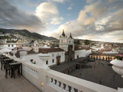 "Hotel Casa Gangotena – a glorious stay in Quito the ""navel of the world"""