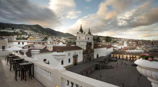 """Hotel Casa Gangotena – a glorious stay in Quito the """"navel of the world"""""""