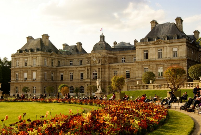 Places to go in Paris - Jardin du Luxembourg