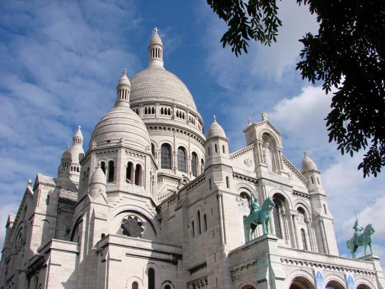 Places to go in Paris - Sacre Coeur, the sacred heart of Paris | Pic: Karen Dorsett