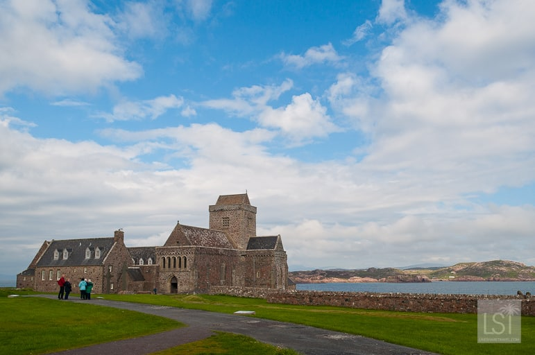Iona Abbey is a must visit on the island