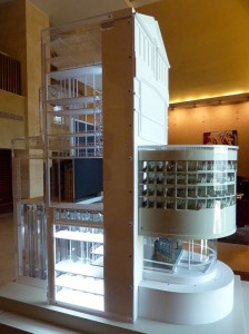 Model of Teatro Real