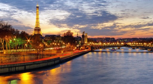 Places to go in Paris – must sees in the City of Light