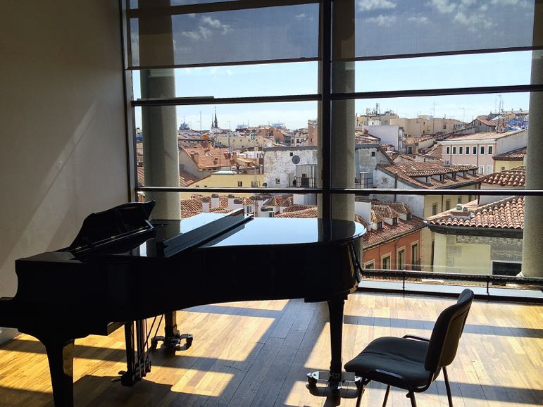Things to do in Madrid - take a tour of Teatro Real including the rehearsal rooms