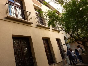Things to do in Madrid - visit the former home of playwright Lope de Vega